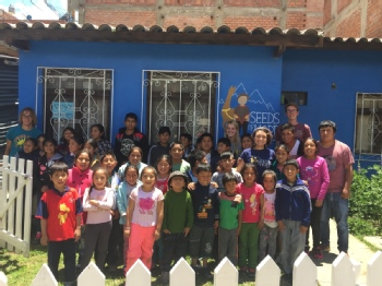 Volunteer with Seeds Of Hope Peru