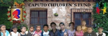 Volunteer with Caputo Children´s Fund