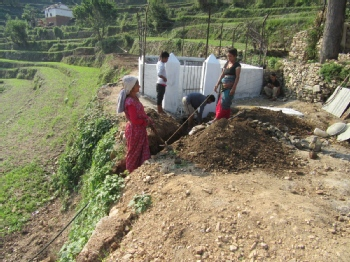 Volunteer with Community Development Forum (CDF) Nepal-Doti