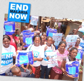 Volunteer with End Malaria Now