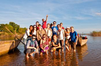 Volunteer with Volunteer in Cambodia