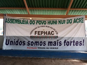 Volunteer with Federação do Povo Huni Kui do Acre - FEPHAC