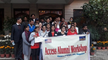 Volunteer with Access Alumni Association,Nepal